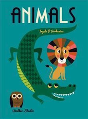 Animals af Ingela Arrhenius