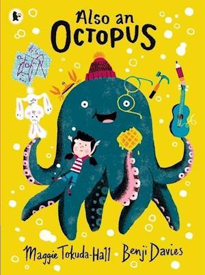 Bog, paperback Also an Octopus af Maggie Tokuda-Hall