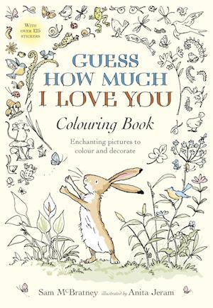 Bog, paperback Guess How Much I Love You Colouring Book af Sam McBratney