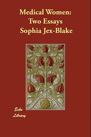 Bog, paperback Medical Women af Sophia Jex-Blake