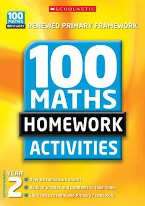 100 Maths Homework Activities for Year 2 af Richard Cooper, Jenny Tulip, Debbie Clark