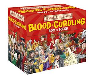 Blood-curdling Box af Terry Deary, Martin Brown