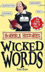 Wicked Words af Philip Reeve, Terry Deary