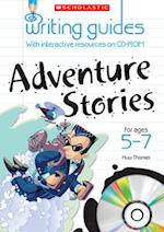 Adventure Stories for Ages 5-7 af Huw Thomas, Mark Oliver, Martha Hardy