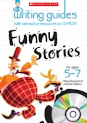 Funny Stories for Ages 5-7 af Jean Evans, Deborah Gibbon, Hilary Braund