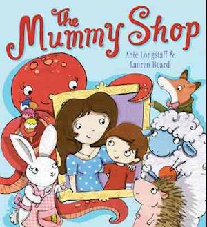 The Mummy Shop af Abie Longstaff