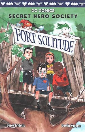 Bog, hardback Fort Solitude af Derek Fridolfs