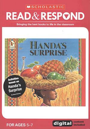 Handa's Surprise af Samantha Pope