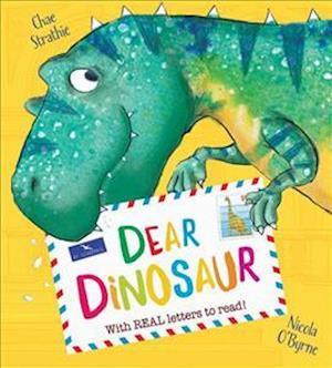 Bog, paperback Dear Dinosaur af Chae Strathie