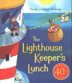 Bog, paperback The Lighthouse Keeper's Lunch (40th Anniversary Edition) af Ronda Armitage