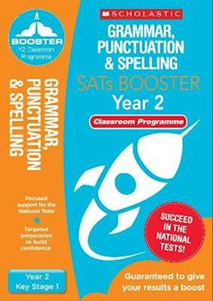Grammar, Punctuation & Spelling Pack (Year 2) Classroom Programme af Fiona Tomlinson