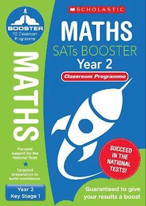 Bog, paperback Maths Pack (Year 2) Classroom Programme af Caroline Clissold