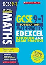 Maths Foundation Revision and Exam Practice Book for Edexcel af Naomi Norman