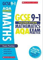 Maths Foundation Exam Practice Book for AQA af Naomi Norman