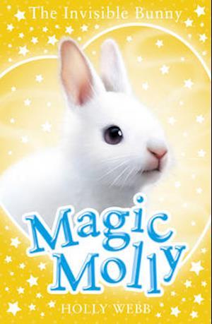Bog, paperback The Invisible Bunny af Holly Webb