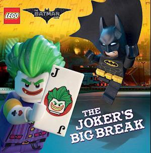 Bog, paperback The LEGO Batman Movie: The Joker's Big Break