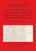 Ports and Political Power in the Periplus af Eivind Heldaas Seland