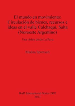 Bog, paperback El Mundo En Movimiento af Marina Sprovieri
