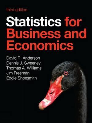 Statistics for Business and Economics af Jim Freeman