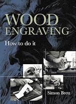 Wood Engraving af Simon Brett