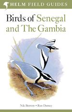 Birds of Senegal and The Gambia af Tony Disley, Ron Demey, Nik Borrow