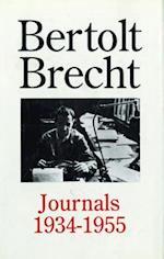 Bertolt Brecht Journals, 1934-55 (Diaries, Letters and Essays)