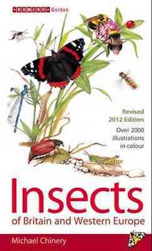 Insects of Britain and Western Europe af Michael Chinery