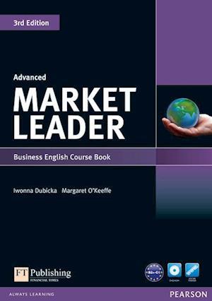 Market Leader Advanced Coursebook af Simon Kent, Margaret O Keeffe, David Falvey