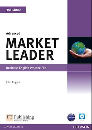 Market Leader Advanced Practice File & Practice File CD Pack af John Rogers