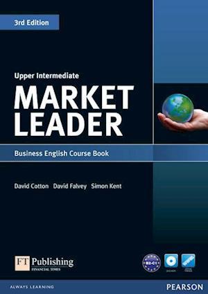 Market Leader Upper Intermediate Coursebook & DVD-ROM Pack af David Falvey, David Cotton, Simon Kent