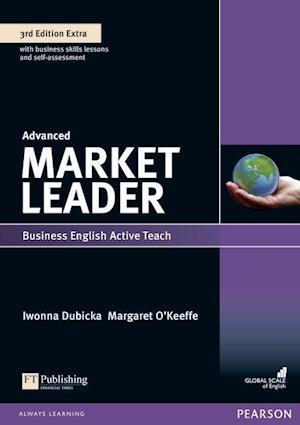 Market Leader Advanced Active Teach af David Falvey, David Cotton