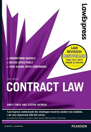 Law Express: Contract Law (Revision Guide) af Emily Finch