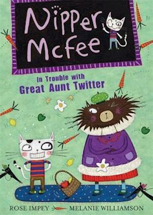 In Trouble with Great Aunt Twitter af Melanie Williamson, Rose Impey