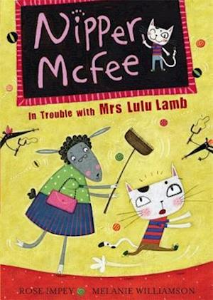 In Trouble with Mrs. Lulu Lamb af Melanie Williamson, Rose Impey