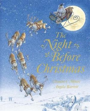 The Night Before Christmas af Clement C. Moore