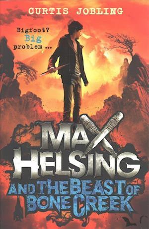 Bog, paperback Max Helsing and the Beast of Bone Creek af Curtis Jobling