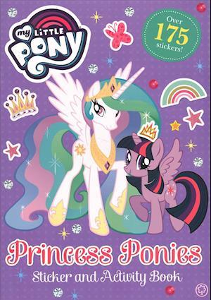 Bog, paperback Princess Ponies Sticker and Activity Book af My Little Pony