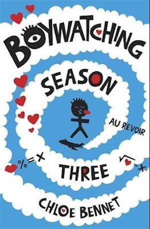 Bog, paperback Season Three af Chloe Bennet