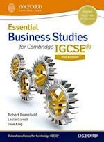 Essential Business Studies for Cambridge IGCSE af Robert Dransfield
