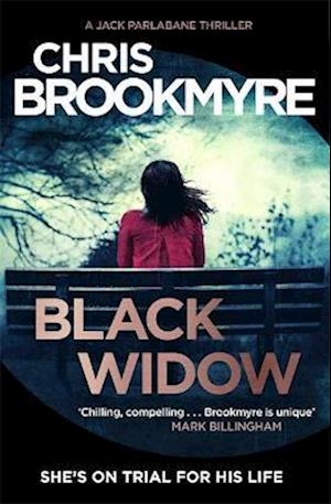 Black Widow af Christopher Brookmyre