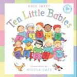 Ten Little Babies af Rose Impey, Nicola Smee