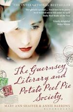 The Guernsey Literary and Potato Peel Pie Society af Annie Barrows, Mary Ann Shaffer
