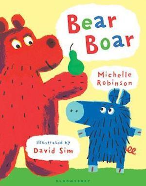 Bear Boar af David Sim, Michelle Robinson