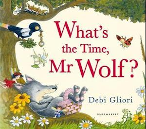 What's the Time, Mr Wolf? af Debi Gliori