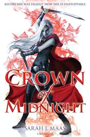 Crown of Midnight af Sarah J. Maas