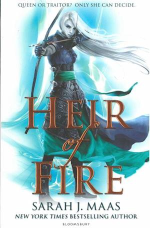 Heir of Fire af Sarah J. Maas