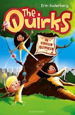 Quirks in Circus Quirkus af Erin Soderberg