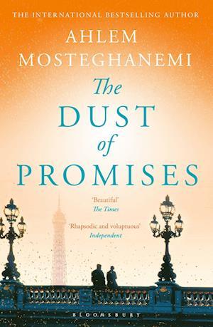 Bog, paperback The Dust of Promises af Ahlem Mosteghanemi