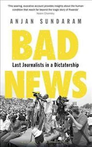 Bog, paperback Bad News af Anjan Sundaram