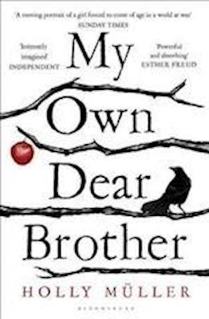 Bog, paperback My Own Dear Brother af Holly Muller